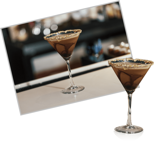 Caramel S<em>'</em>More Martini