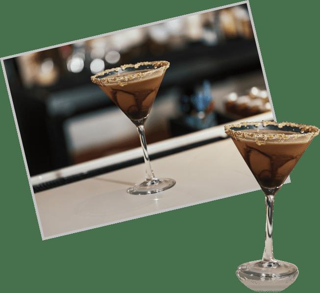 Caramel S<em>'</em>More Martini